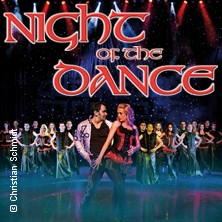 Night Of The Dance in DARMSTADT * darmstadtium wissenschaft / kongresse,