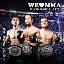 We Love MMA - Mixed Martial Arts in DÜSSELDORF * CASTELLO Düsseldorf