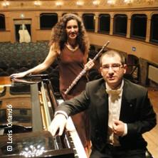 Havelländische Musikfestspiele: Querflöte & Klavier auf Schloss Klessen