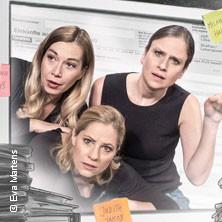 Karten für Hauf, Haupt & Jakob: Frauen an der Steuer in Berlin