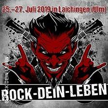Rock-Dein-Leben Festival in LAICHINGEN * ROCK-DEIN-LEBEN Festival,