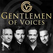 Gentlemen of Voices - Die Dinnershow präsentiert von WORLD of DINNER