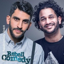 Rebell Comedy - Babak Ghassim, Ususmango & DJ