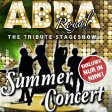 ABBA Royal - Die Tribute Stageshow - Summer Concert in ESSEN * Grugapark Essen / Musikpavillon,