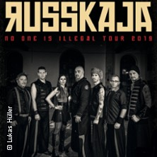 RUSSKAJA - No one is illegal Tour 2019