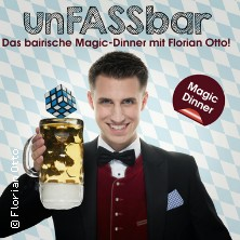 Florian Otto - Magic Dinner Unfassbar