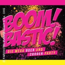 Boombastic - Die Mega 90er & 2000er Party!