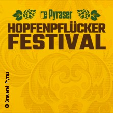 Hopfenpflücker Festival 2018 Tickets