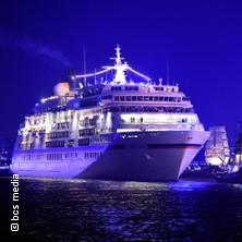 Karten für Hamburg Cruise Days - Abendliche Fahrt mit dem Fahrgastschiff MS