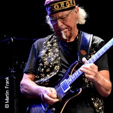 Jethro Tull's Martin Barre in WORPSWEDE * Music Hall Worpswede,