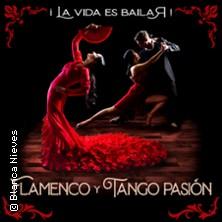 Flamenco y Tango Pasión