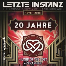 Letzte Instanz: Morgenland Tour 2018