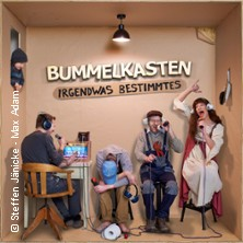 Bummelkasten - Irgendwas Bestimmtes Tour in OLDENBURG * Kulturetage Oldenburg,