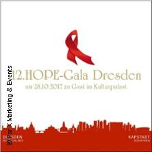 Hope Gala Karten für ihre Events 2017
