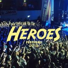 Heroes Festival 2018 in GEISELWIND * Eventzentrum Geiselwind,