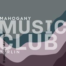 Mahogany Music Club Berlin feat. George Ogilvie, Samuel Hope, Sam Wills