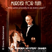 Krimi Murder Mystery Dinner: Murder For Fun