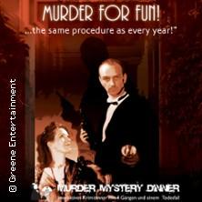 Krimi Murder Mystery Dinner : Murder For Fun - Inkl. 4-Gänge-Menü
