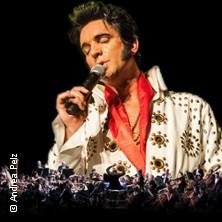Elvis - Symphonic in KARLSRUHE * Konzerthaus Karlsruhe