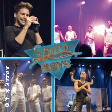 Spice Boys - Stratmanns Theater Essen in ESSEN * Stratmanns Theater im Europahaus,