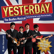Yesterday - The Beatles Musical performed by the London West End Beatles 2020