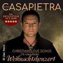 Björn Casapietra - Ein romantisches Weihnachtskonzert - Christmas Love Songs in ZWEIBRÜCKEN * Karlskirche,