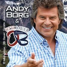 Andy Borg & Otti Bauer-Orchester Tickets