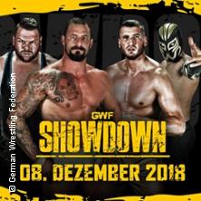 German Wrestling Federation: GWF Showdown 2018 in BERLIN * HUXLEY'S NEUE WELT,