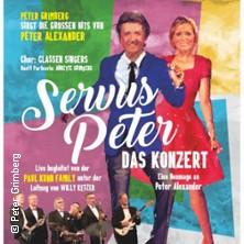 Servus Peter - Live-Hommage an Peter Alexander mit der Paul-Kuhn-Family