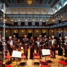 Concertgebouw Kammerorchester Amsterdam in Monheim