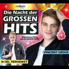 Die Nacht der großen Hits - Vincent Gross & Noel Terhorst in ERKNER * Stadthalle Erkner,