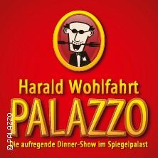 Harald Wohlfahrt Palazzo in STUTTGART * Spiegelpalast Cannstatter Wasen,