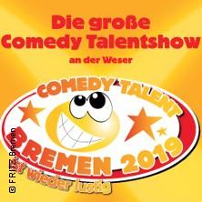 Bremer Comedy Talentshow 2019 in BREMEN * FRITZ,