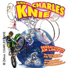 Zirkus Charles Knie - Tour 2019