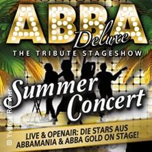 ABBA Deluxe - Die Tribute StageShow in ESSEN * Grugapark Essen / Musikpavillon,