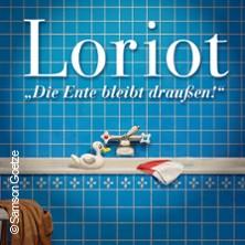 Loriot - Die Ente bleibt draußen!