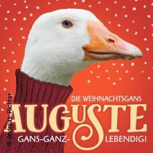 Die Weihnachtsgans Auguste - Dinnershow-Märchen | Mückenschlösschen Leipzig