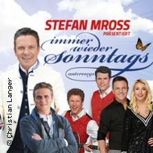 Immer wieder Sonntags präsentiert von Stefan Mross & Stargästen - Herbst 2020