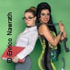 Büromietzen - Cara Ciutan und Isabelle Gensior