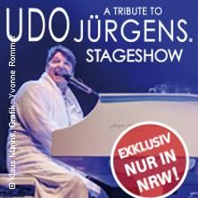 A Tribute To Udo Jürgens Stageshow in ESSEN * Grugapark Essen / Musikpavillon,