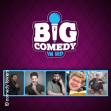 Bigcomedy In Hd Tickets