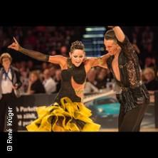 3. Internationales Tanzsportfestival in LEIPZIG * Leipziger Messe, Halle 3,