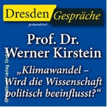 Bild für Event Prof. Dr. Werner Kirstein: Klimawandel - Wird die Wissenschaft pol. beeinflusst?
