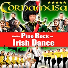 Cornamusa - World of Pipe Rock and Irish Dance in Heiligenstadt, 03.01.2020 -