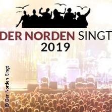 Der Norden Singt 2019 - Alle Städte - Ein Chor in HAMBURG * Stadtpark Freilichtbühne