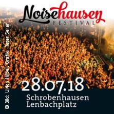 Noisehausen Festival 2018 - u.a. mit Milliarden, Blackout Problems... u.v.m in SCHROBENHAUSEN * Festivalgelände Lenbachplatz,