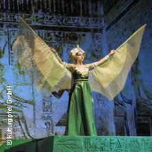 Aida - Gastspiel der Venezia Festival Opera in NÜRNBERG * Serenadenhof Nürnberg,