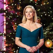 Stefanie Hertel präsentiert DIE GROSSE SHOW DER WEIHNACHTSLIEDER - TV-Aufzeichnung