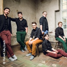 So La La - Das A-Cappella-Festival Solingen Tickets