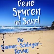 Deine Spuren im Sand - SommerSchlagerRevue mit den Hits von Howard Carpendale | Hamburger Engelsaal